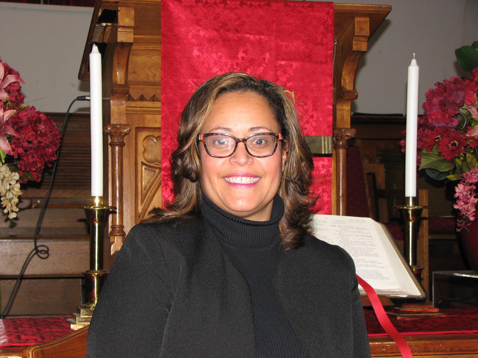 Min. Stephanie Burrage
